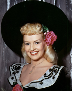 Betty Grablecirca 1945**I.V. - Image 0904_0410