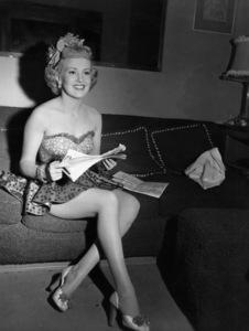 Betty Grablecirca 1950s© 1978 Mel Traxel - Image 0904_0414