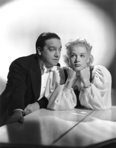 Betty Hutton and Vincent Lopez5/20/39 © 1978 Maurice Seymour - Image 0918_0022