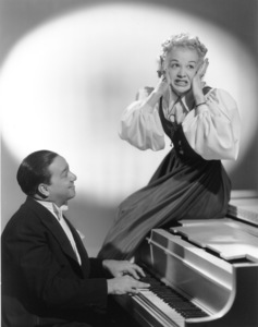 Betty Hutton and Vincent Lopez5/20/39 © 1978 Maurice Seymour - Image 0918_0023