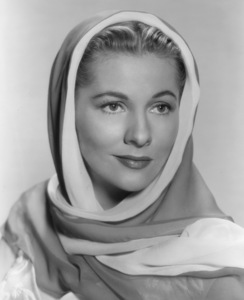 "Joan Fontaine""Serenade""1956 WarnerPhoto by Bert Six - Image 0922_0060"