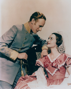 "Olivia de Havilland & Leslie Howard""Gone With The Wind""1939 MGM - Image 0925_0768"