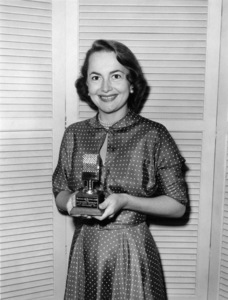 Olivia de Havilland1953Photo by Gabi Rona - Image 0925_1021