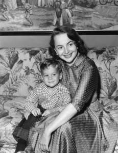 Olivia de Havilland1953Photo by Gabi Rona - Image 0925_1038