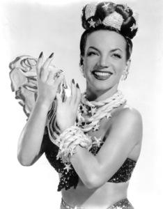Carmen Miranda, c. 1945. - Image 0940_0001