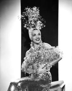 Carmen Mirandacirca 1945**I.V. - Image 0940_0020