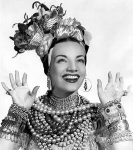 Carmen Mirandac. 1945 / **I.V. - Image 0940_0028