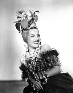 Carmen Mirandacirca 1945**I.V. - Image 0940_0030