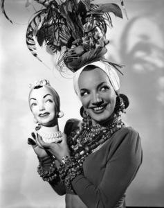 Carmen Mirandacirca 1950s** I.V. - Image 0940_0035