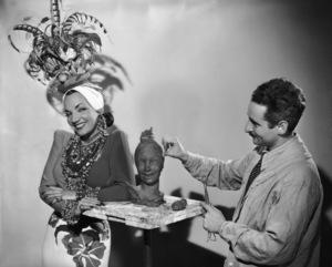 Carmen Mirandacirca 1950s** I.V. - Image 0940_0036