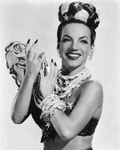 Carmen Mirandacirca 1950s - Image 0940_0050