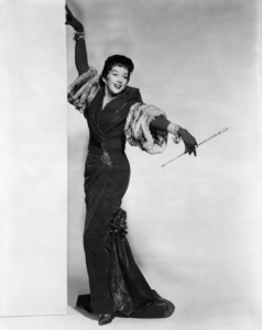 """Rosalind Russell in """"Auntie Mame""""1958 Warner Brothers - Image 0952_0020"""