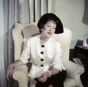 Rosalind Russellcirca 1957 © 1978 George E. Joseph - Image 0952_0850