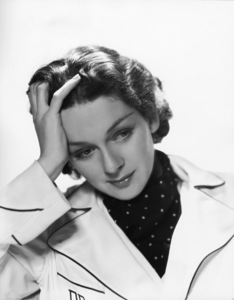 Rosalind Russellcirca 1937Photo by George Hurrell** I.V. - Image 0952_0857