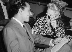 Lana Turner and Tony Martin, c. 1946.**I.V. - Image 0954_0649
