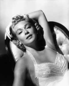 """Lana Turner from """"The Lady Takes a Flyer""""1958** I.V. - Image 0954_0700"""