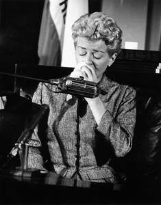 Lana Turner at the Johnny Stompanato murder trial1958** I.V. - Image 0954_0702