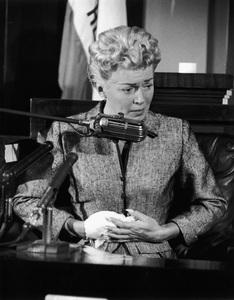 Lana Turner at the Johnny Stompanato murder trial1958** I.V. - Image 0954_0703