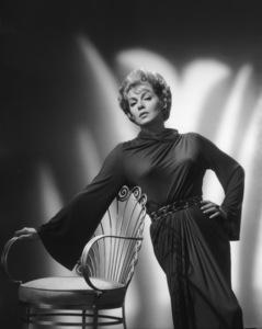 """Lana Turner in """"Portrait in Black""""1960** I.V. - Image 0954_0712"""