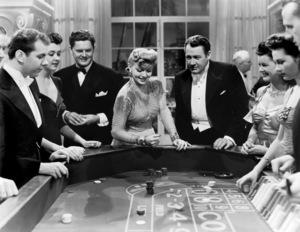 "Lana Turner, Ian Hunter in ""Ziegfeld Girl""1941 MGM**J.J. - Image 0954_0723"