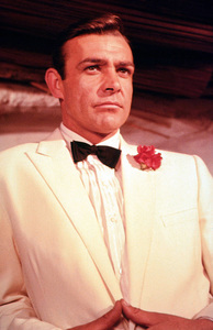 "Sean Connery in ""Goldfinger,"" c. 1964 - Image 0955_0001"