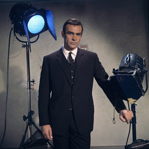 """Sean Connery in """"A Fine Madness""""1966 Warner Brothers © 1978 David Sutton - Image 0955_0654"""