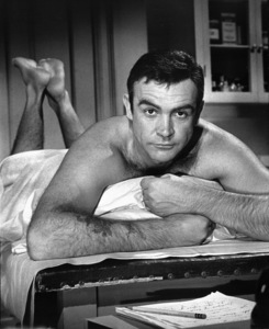 """""""A Fine Madness""""Sean Connery1966 Warner Brothers © 1978 David Sutton - Image 0955_0674"""
