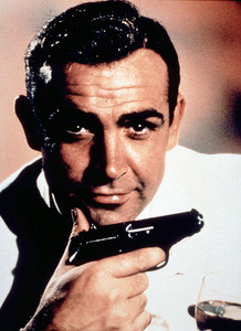Sean Connery as James Bondc. 1965 - Image 0955_0678