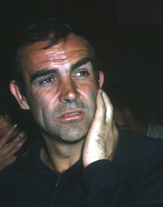 """Sean Connery at """"King Rat"""" Party at Whiskey A Go Go, 1965 © 1978 Chester Maydole - Image 0955_0688"""