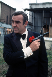 Sean Connery as James Bondcirca 1971**I.V. - Image 0955_0689