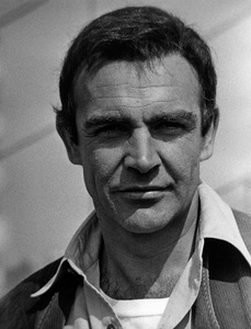 """""""A Fine Madness""""Sean Connery1966 Warner Brothers © 1978 David Sutton - Image 0955_0695"""
