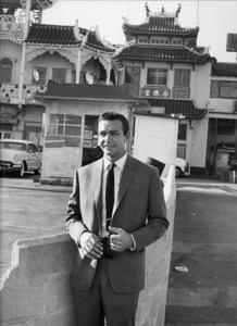 Sean Connery in Los Angelescirca 1960s © 1978 Leo Fuchs - Image 0955_0703