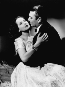 Merle Oberon, George RaftTil We Meet Again (1940)Photo by George Hurrell0032176 - Image 0957_0100