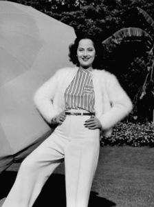 Merle OberonTil We Meet Again (1940)Photo by George Hurrell0032176 - Image 0957_1002