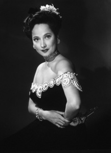 Merle Oberon, c. 1940. © 1978 Will Connell - Image 0957_1020