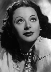 Hedy Lamarrcirca 1940s - Image 0958_0004