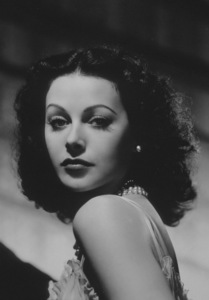 Hedy LamarrSept. 27, 1943Photo By Laszlo WillingerMPTV - Image 0958_0115