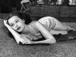 Hedy Lamarrcirca 1937 - Image 0958_0121