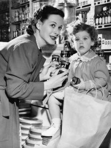 Hedy Lamarrcirca 1950© 1978 David Sutton - Image 0958_1000