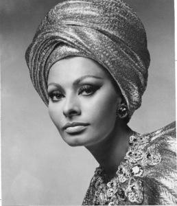 Sophia Loren, 1966. - Image 0959_0036