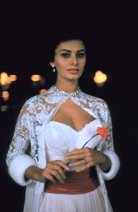 Sophia Loren, 1957. © 1978 Sanford Roth/AMPAS - Image 0959_0234