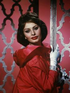 Sophia Lorencirca 1959© 1978 Wallace Seawell - Image 0959_2026