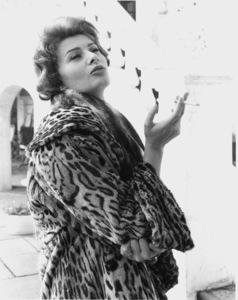 Sophia Loren, 1957. © 1978 Sanford Roth / AMPAS - Image 0959_2028