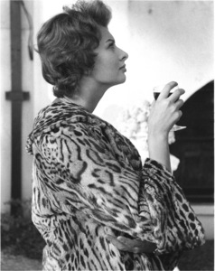Sophia Loren, 1957. © 1978 Sanford Roth / AMPAS - Image 0959_2029