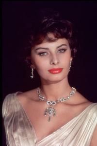 Sophia Loren, c. 1956. © 1978 Bud Fraker - Image 0959_2032