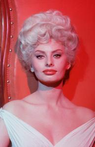Sophia Loren, c. 1958. © 1978 Bud Fraker - Image 0959_2034