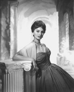Sophia Loren, 1959. © 1978 Wallace Seawell - Image 0959_2037