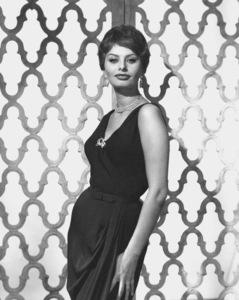 Sophia Loren, 1959. © 1978 Wallace Seawell - Image 0959_2038
