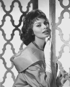 Sophia Loren, 1959. © 1978 Wallace Seawell - Image 0959_2039