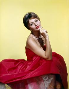 Sophia Loren1959© 1978 Wallace Seawell - Image 0959_2042